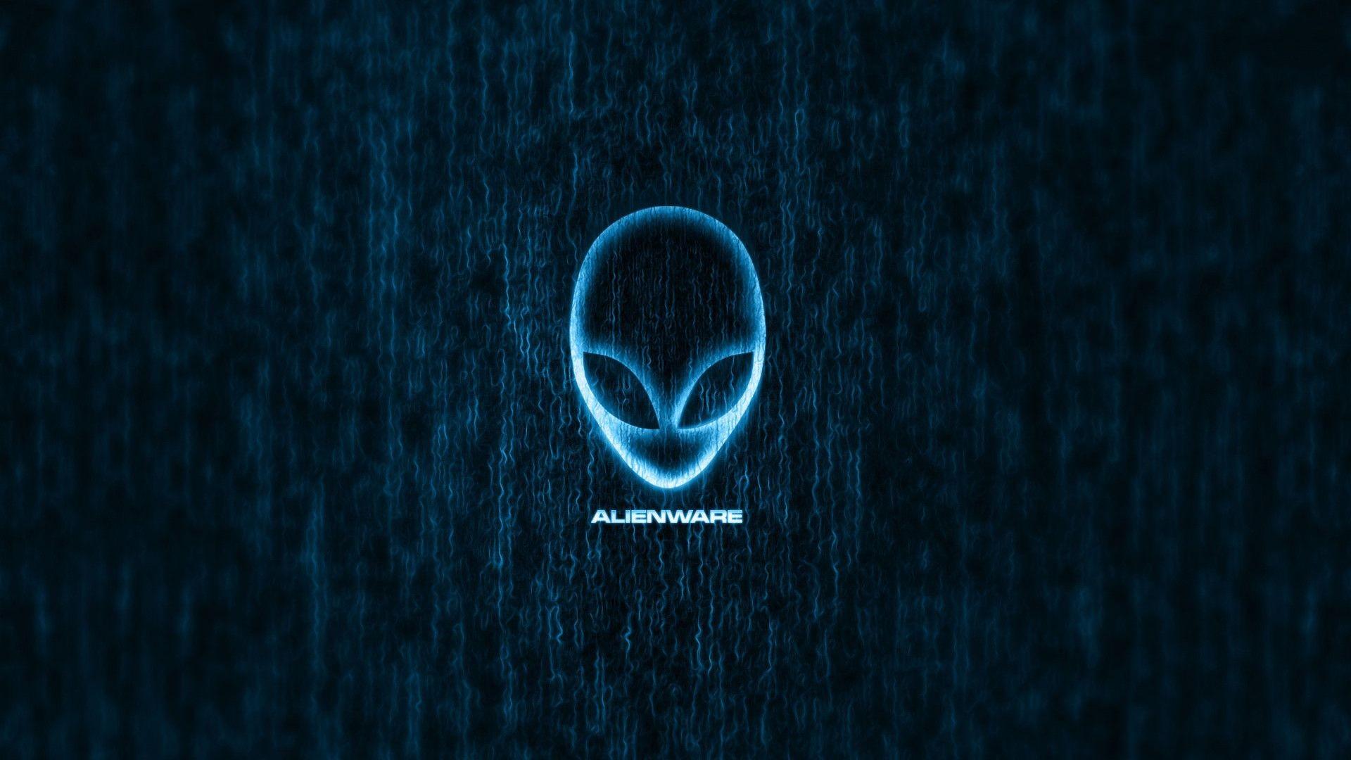 Blue Alien Wallpaper