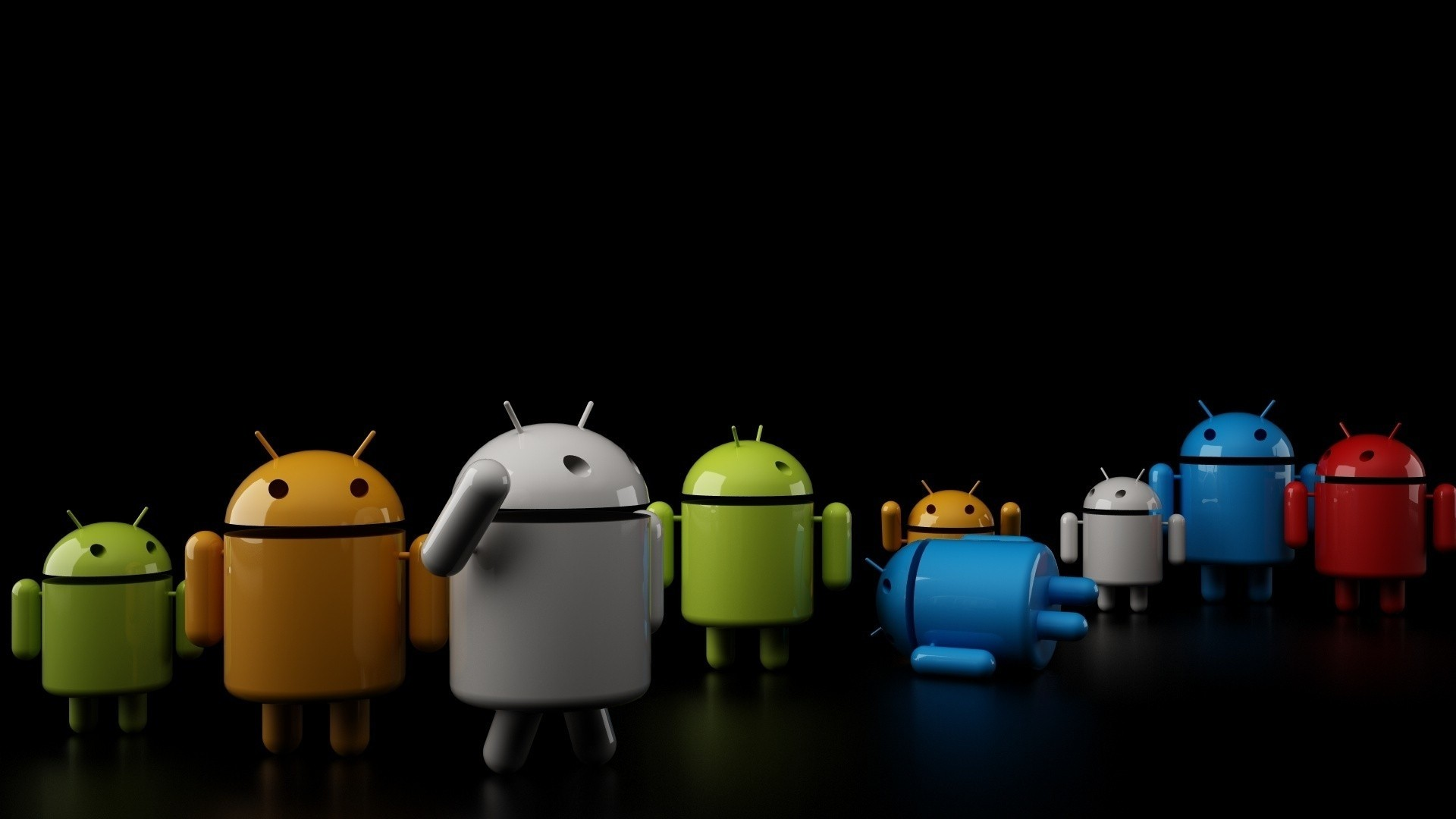 Colorful Android #14501 Wallpaper | Cool .