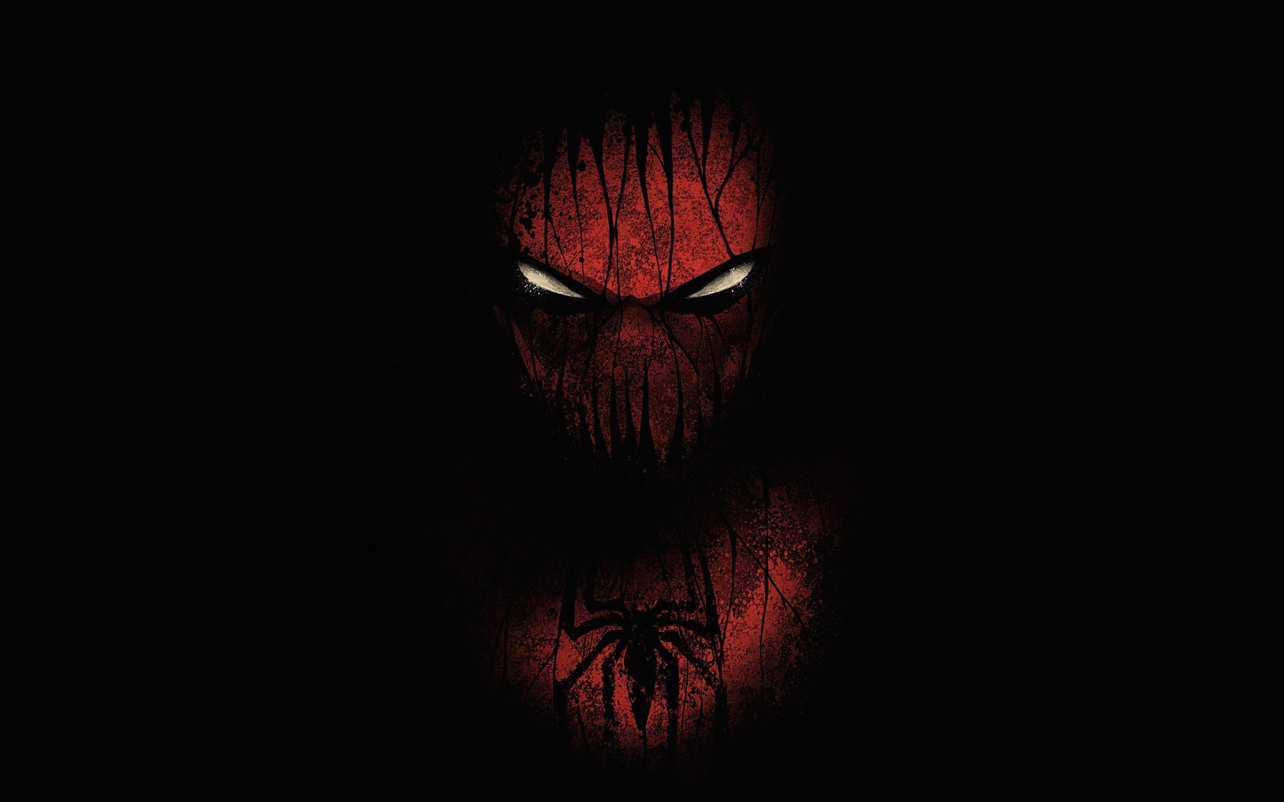 Black Spider Man Wallpapers.