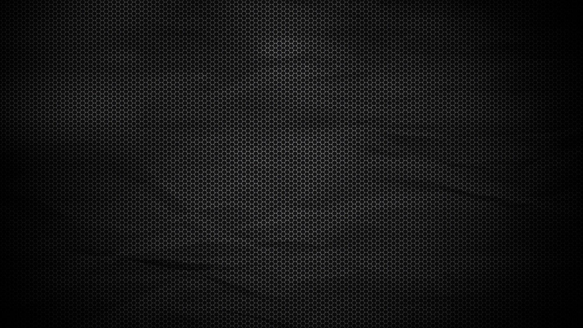 Black Full HD Wallpaper