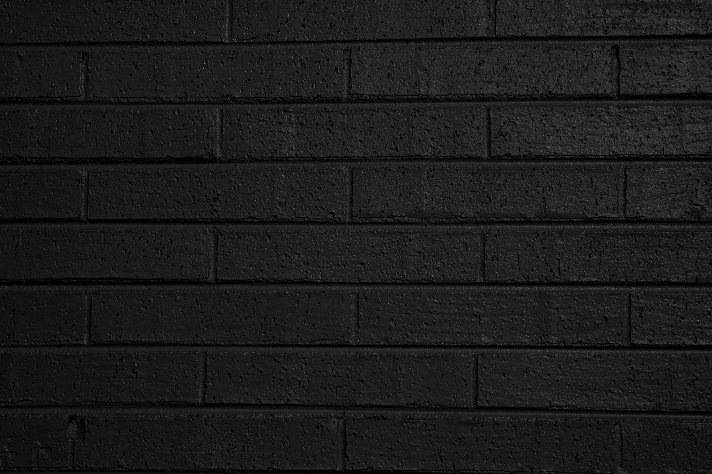 Plain Black 3D 4 Cool Hd Wallpaper