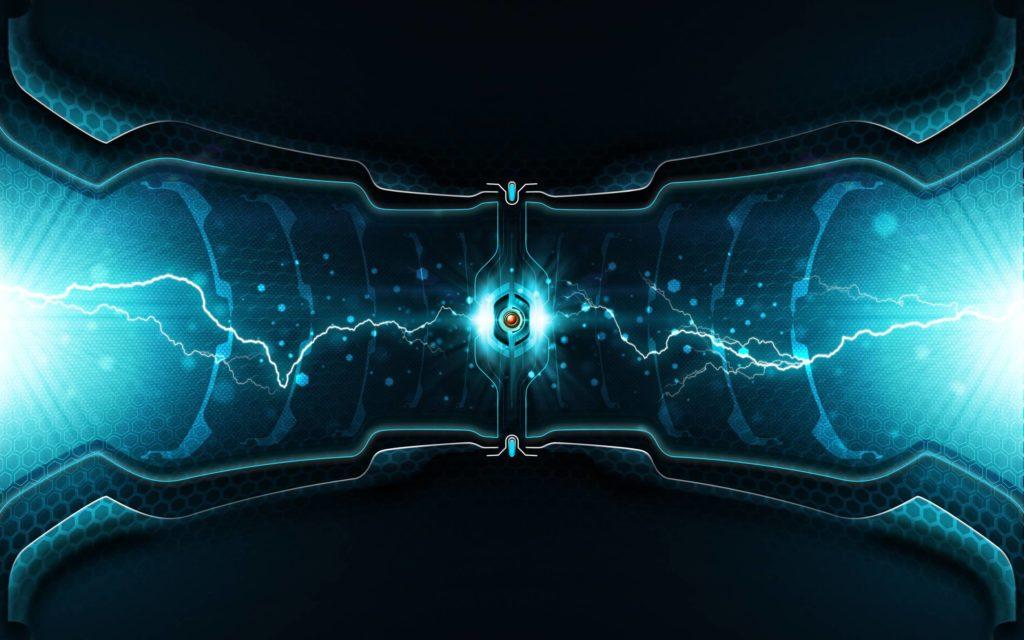 Blue Lightning Wallpaper | HD Wallpapers | Pinterest | Lightning, Wallpaper  and Wallpapers android