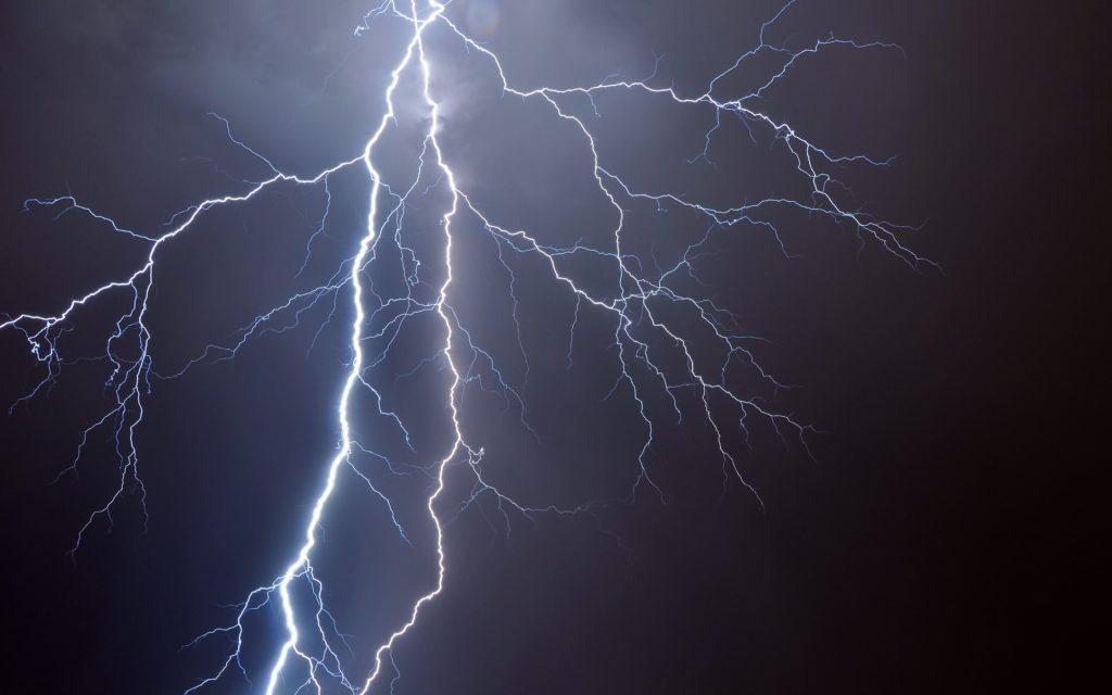 Fantasy art comics Thor landscapes weapons sword lightning sky .