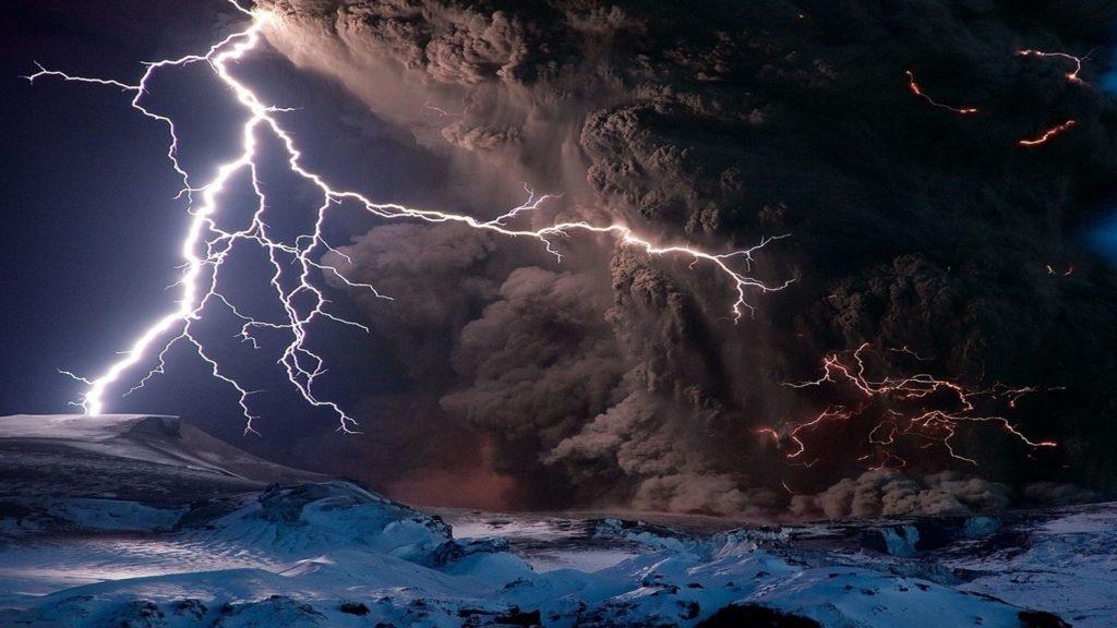 <b>Lightning</b> Storm <b>4K</b