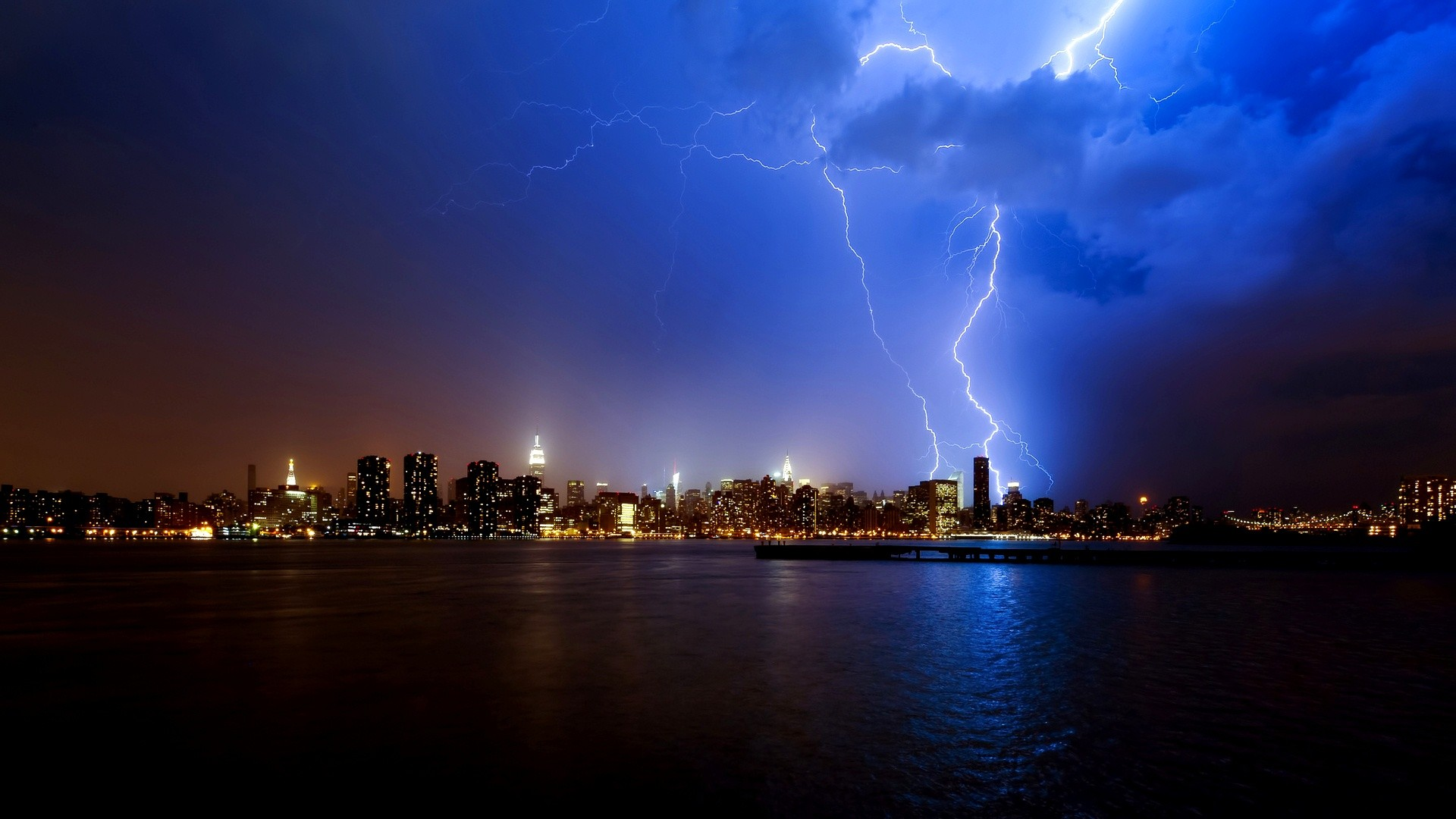 Special post of Rage Of Lightning Wallpapers for your desktops and laptops.  All the glory of this natural phenomenon is sharing as beautiful and  stunning …