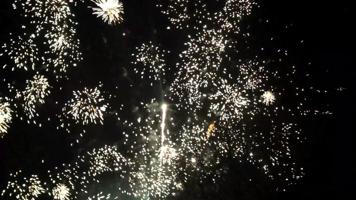 New Year's Eve Fireworks (black background) – FreeHDGreenscreen Footage –  YouTube
