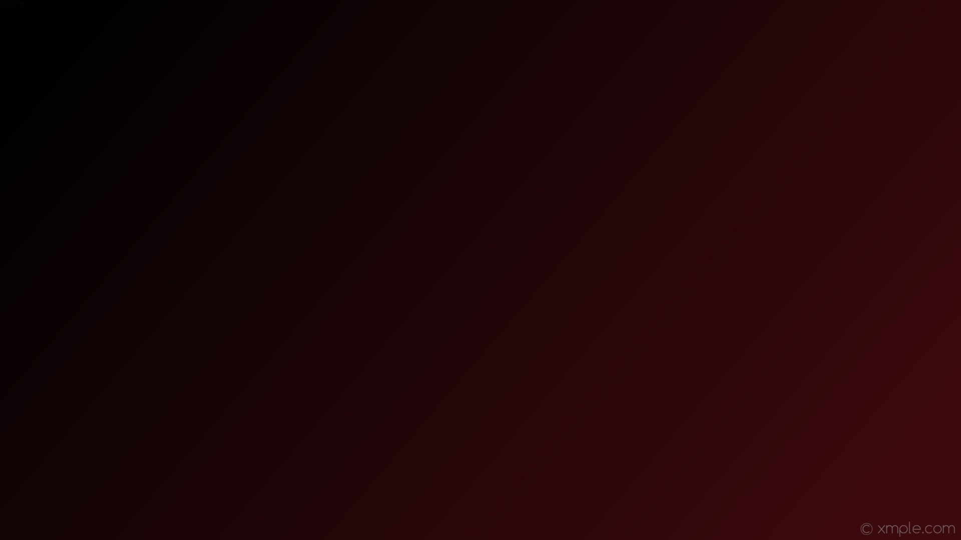 wallpaper linear black gradient red dark red #020101 #3c090e 165°