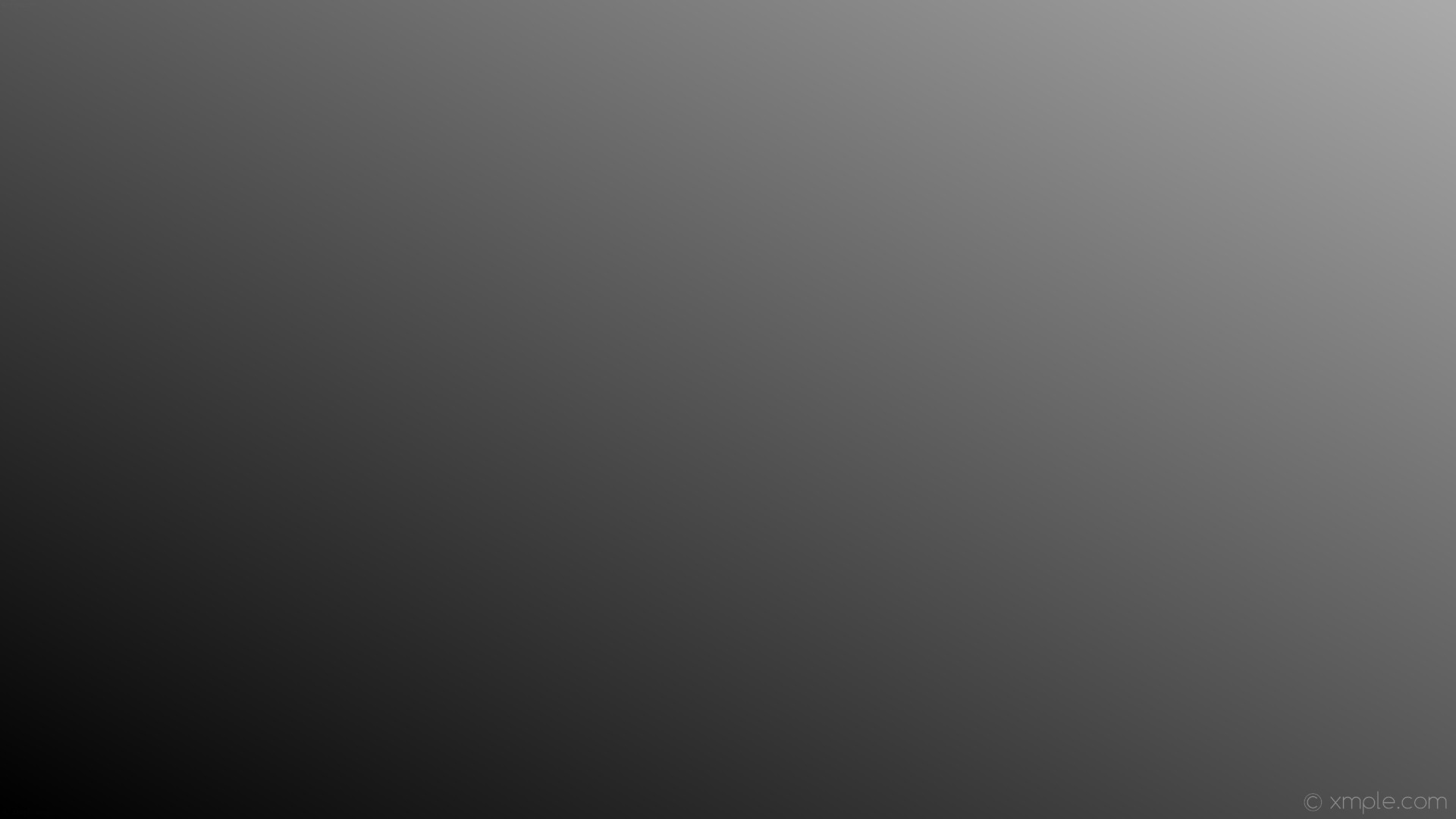 wallpaper grey black gradient linear dark gray #a9a9a9 #000000 30°
