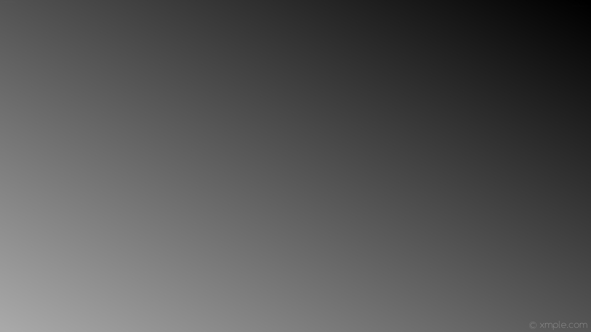 wallpaper grey black gradient linear dark gray #a9a9a9 #000000 210°