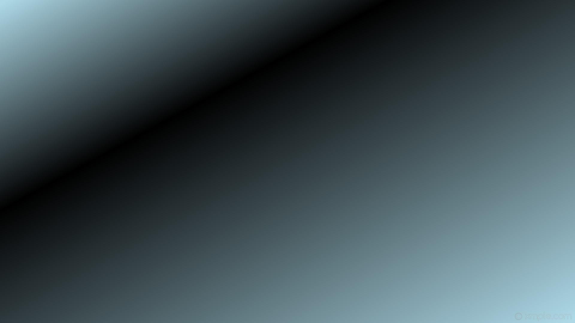 wallpaper linear blue black gradient highlight light blue #add8e6 #000000  330° 67%