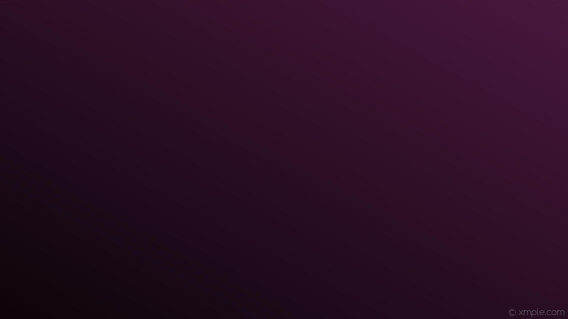 wallpaper linear magenta black gradient dark magenta #48173c #0d050b 30°