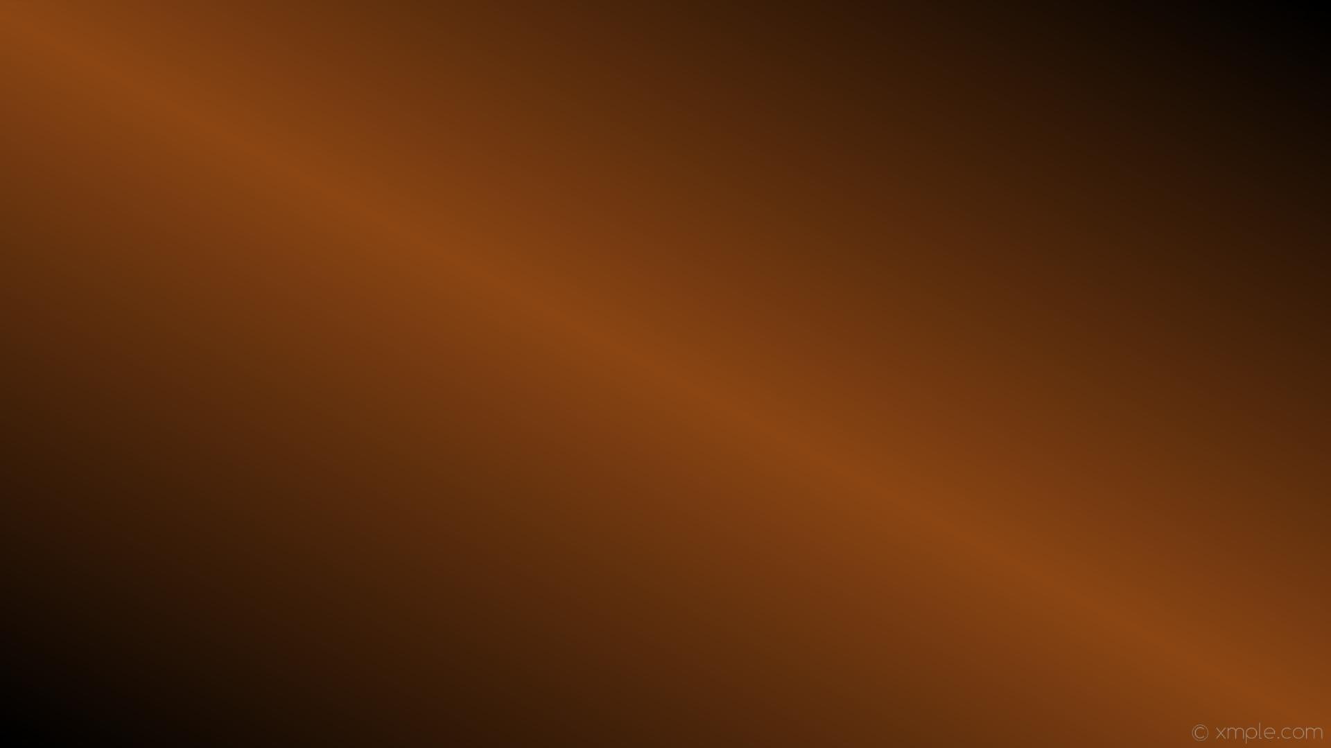 wallpaper brown highlight black gradient linear saddle brown #000000  #8b4513 30° 50%