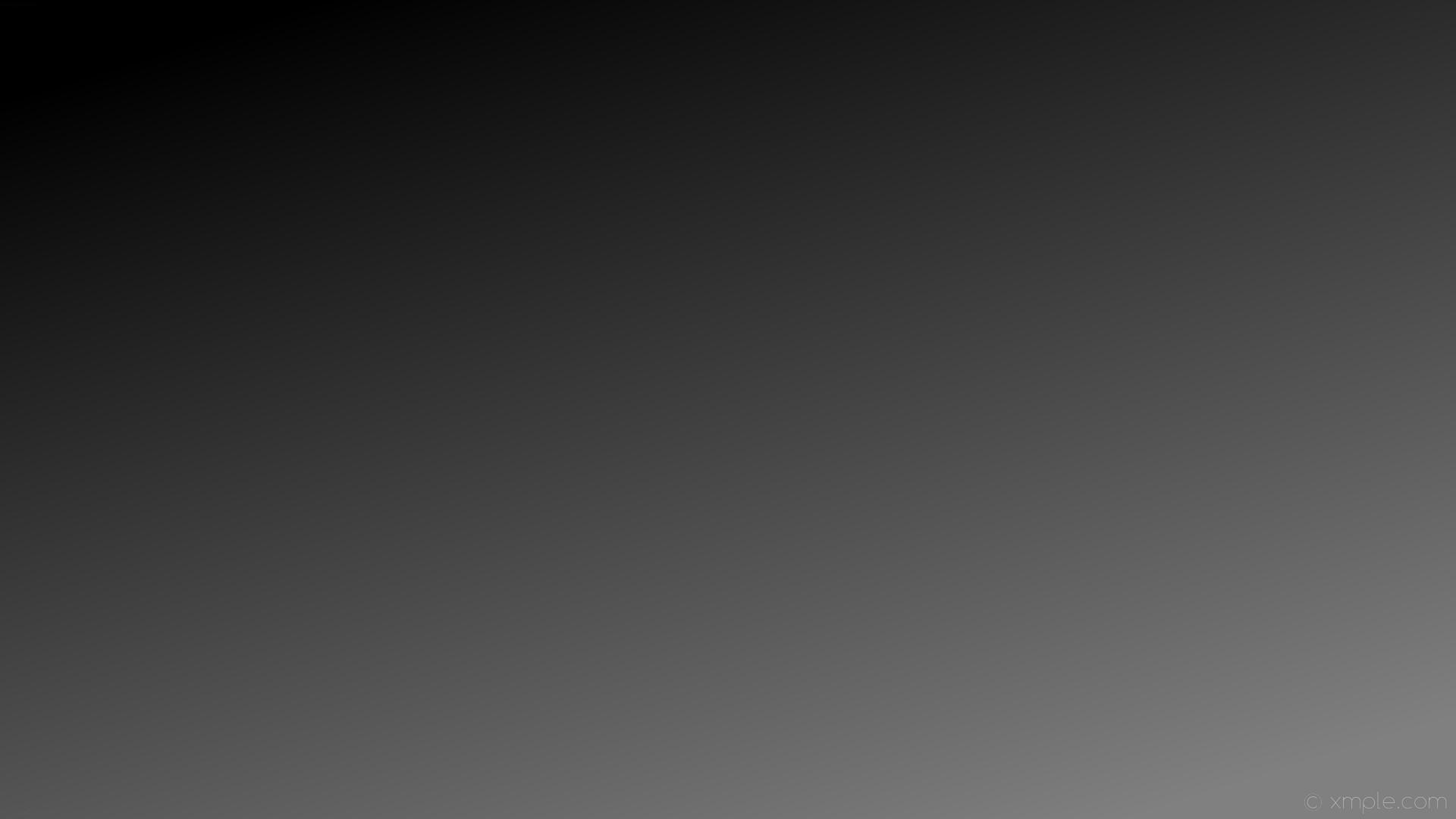 wallpaper grey black gradient linear gray #808080 #000000 315°