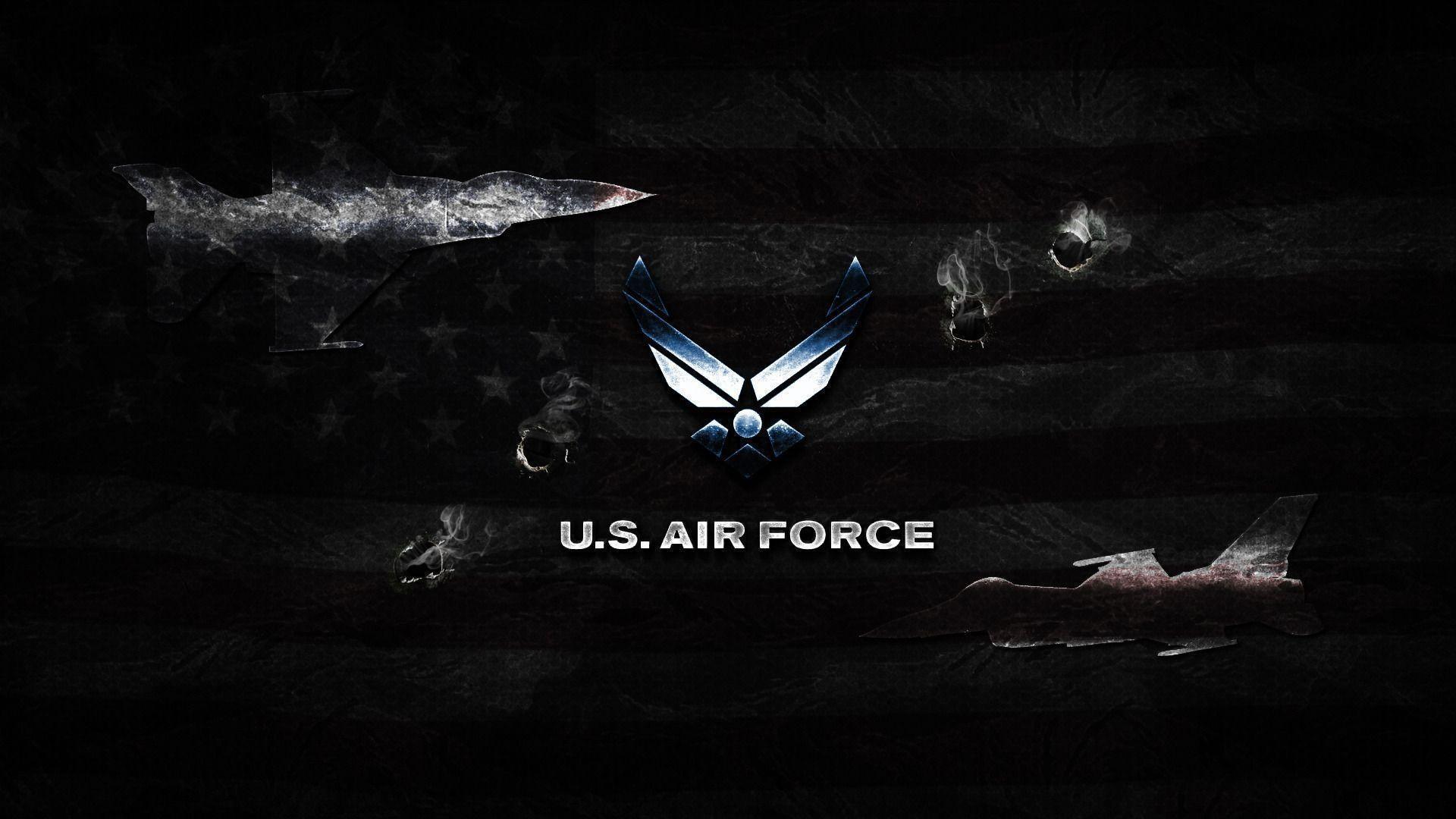 US airforce logo HD wallpaper | Wallpaper