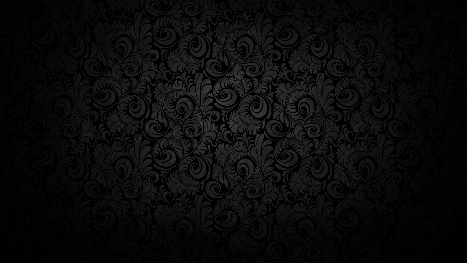Preview wallpaper black background, pattern, light, texture 1920×1080