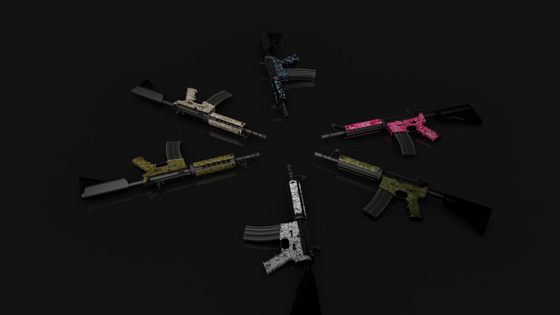 Counter-Strike-Global-Offensive-Addon-Digital-Camo-Pack-
