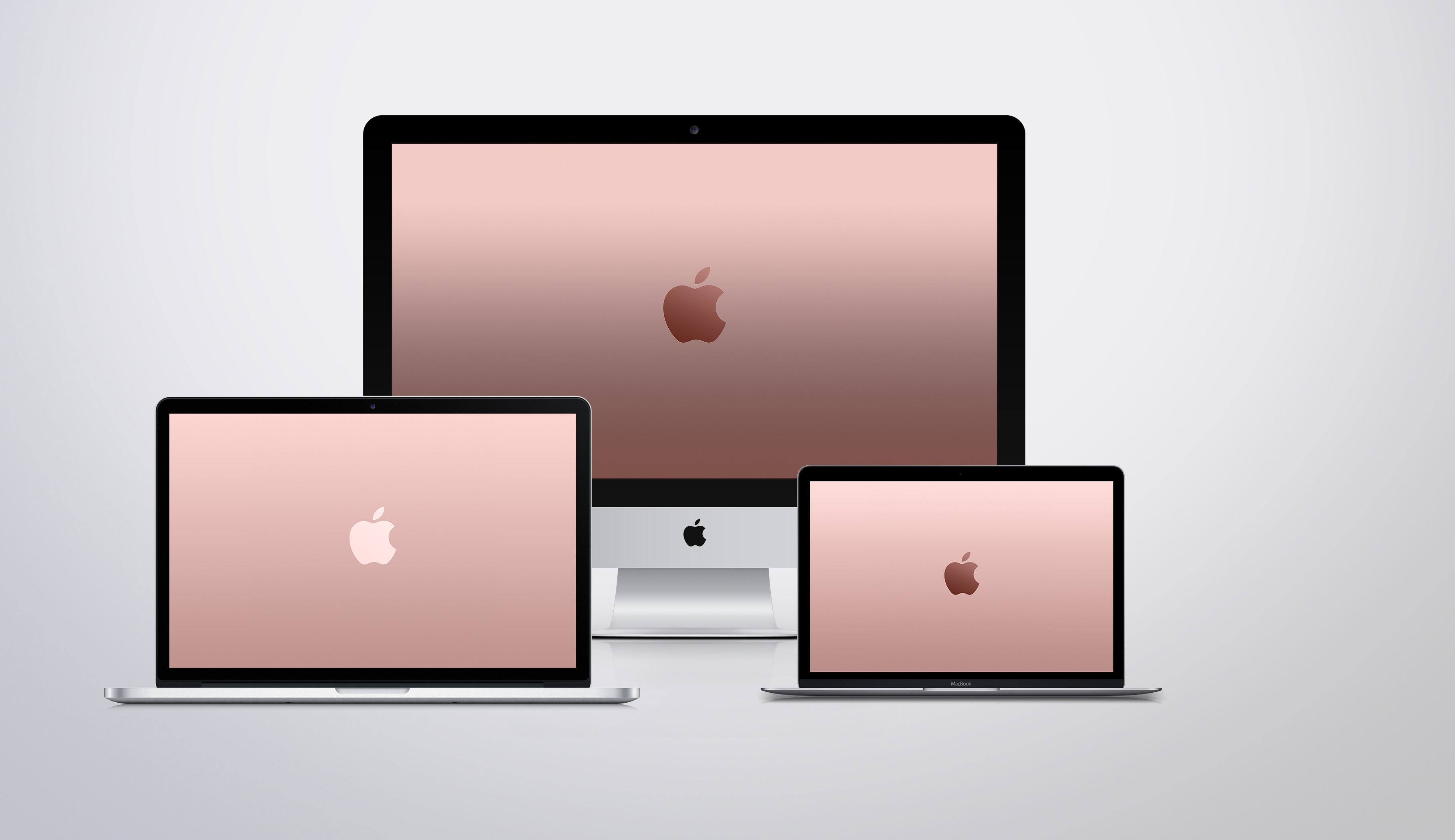 Apple Rose Gold Wallpapers by JasonZigrino Apple Rose Gold Wallpapers by  JasonZigrino