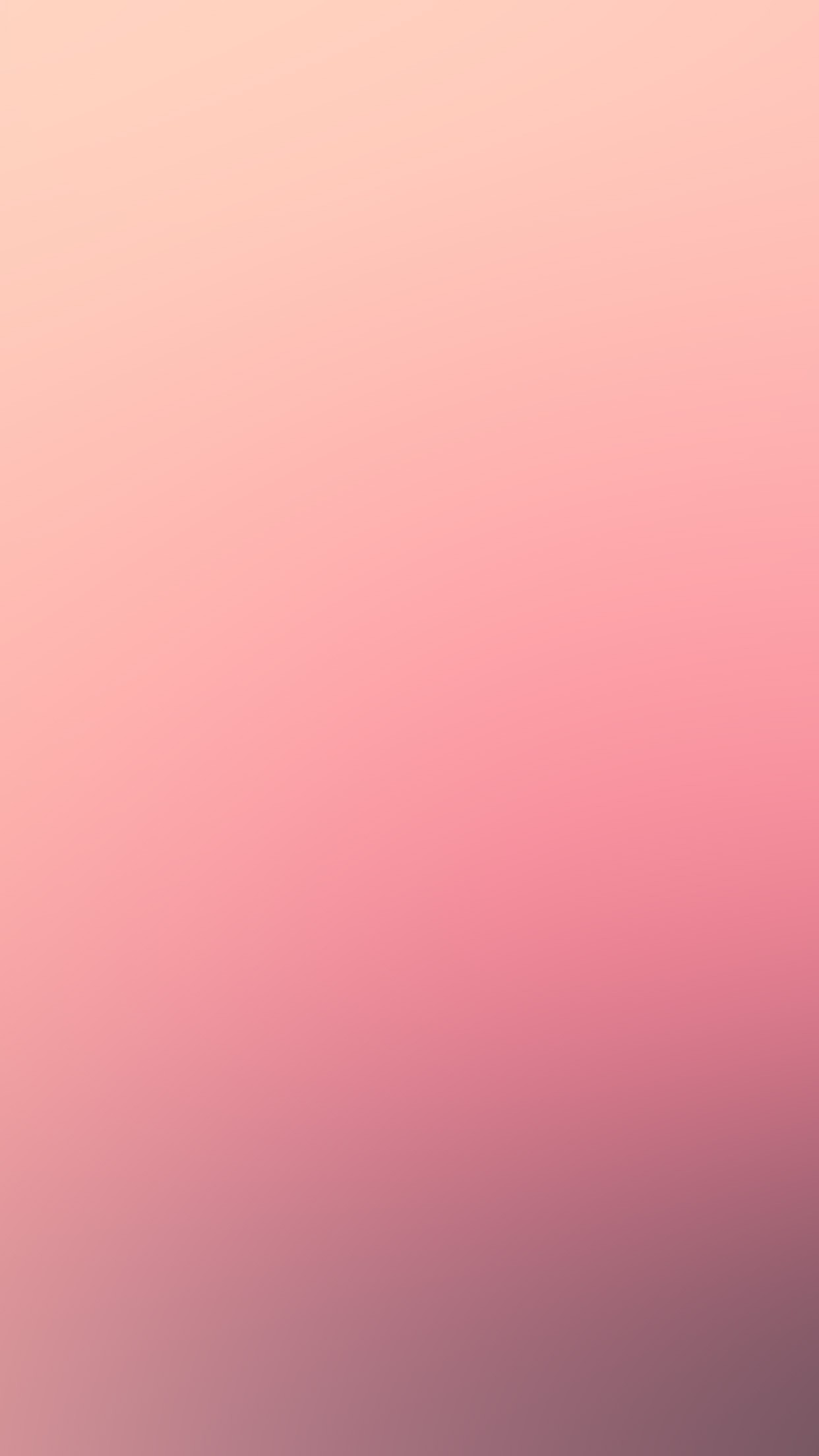 Orange Pink Rosegold Soft Night Gradation Blur