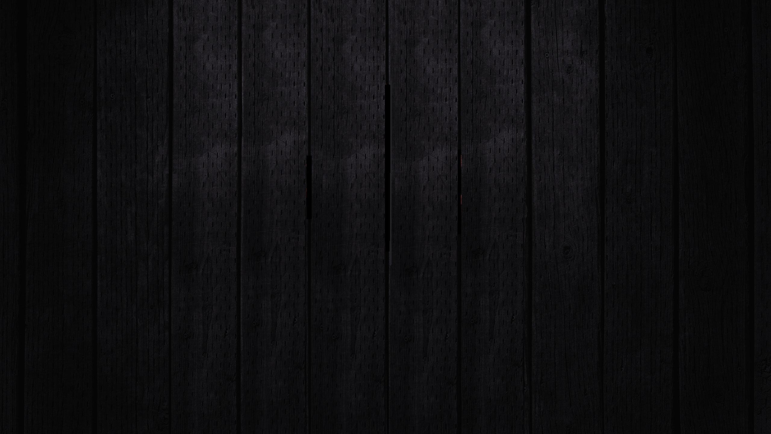 Preview wallpaper black, dark, shadow 2560×1440