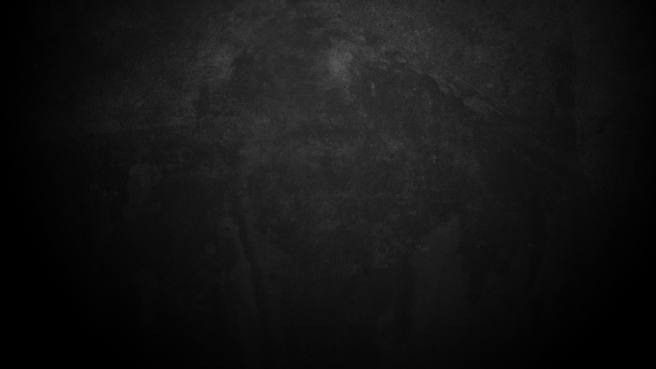 Preview wallpaper dark, spots, texture, background 2560×1440