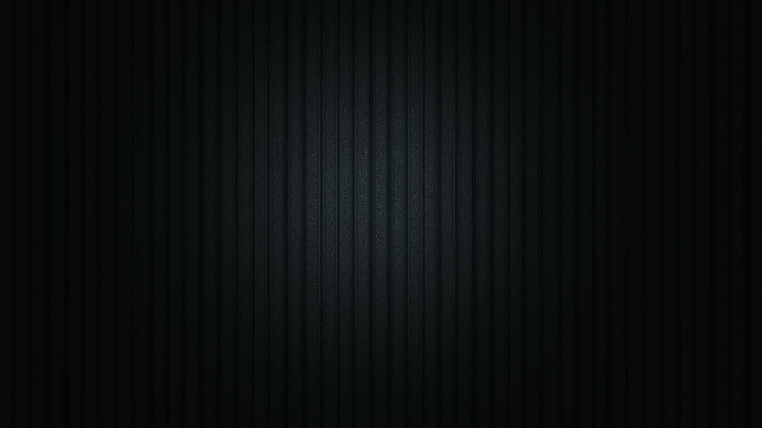 Preview wallpaper black, lines, background, spot 2560×1440