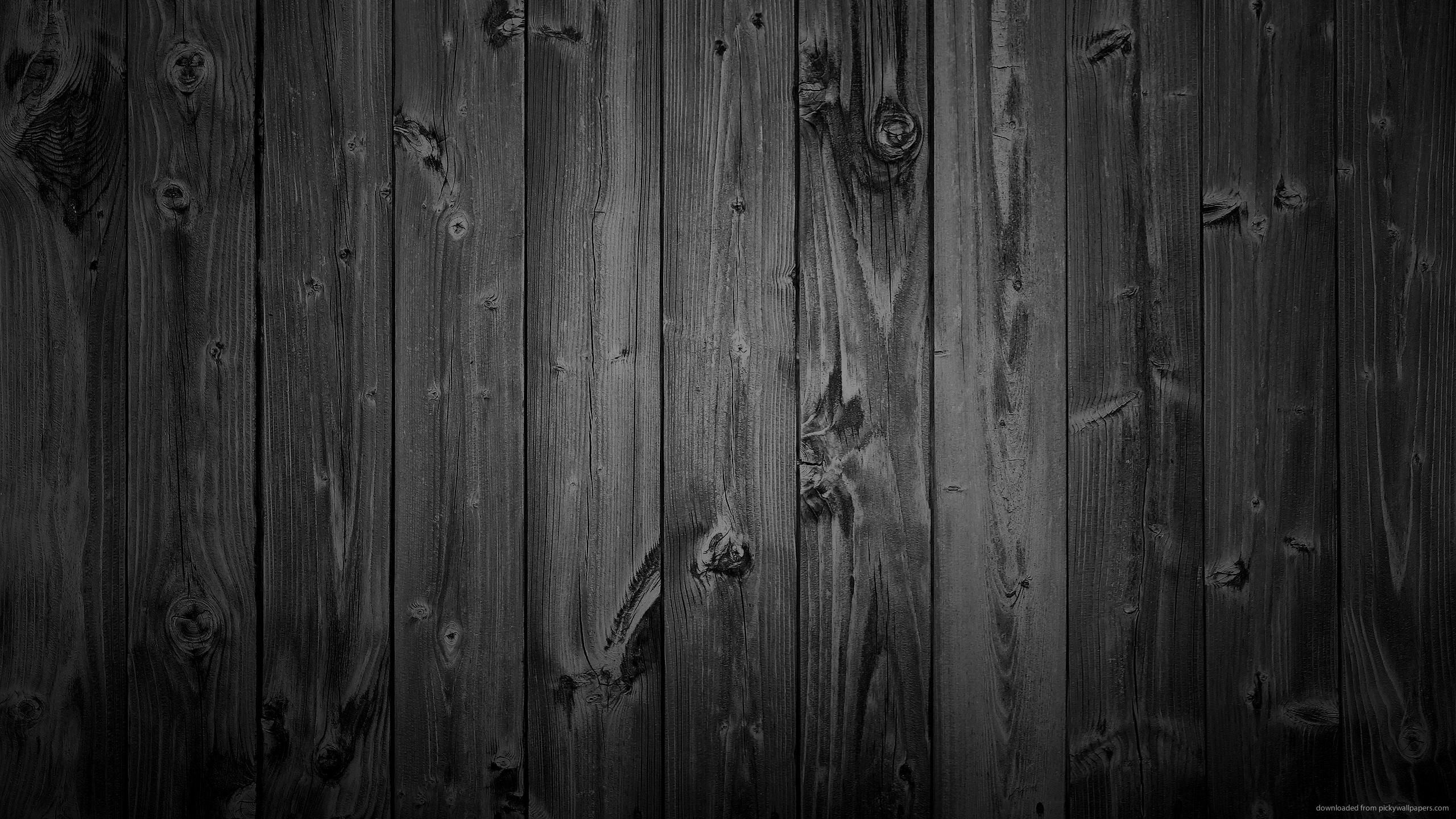Dark Wood Floor for 2560×1440