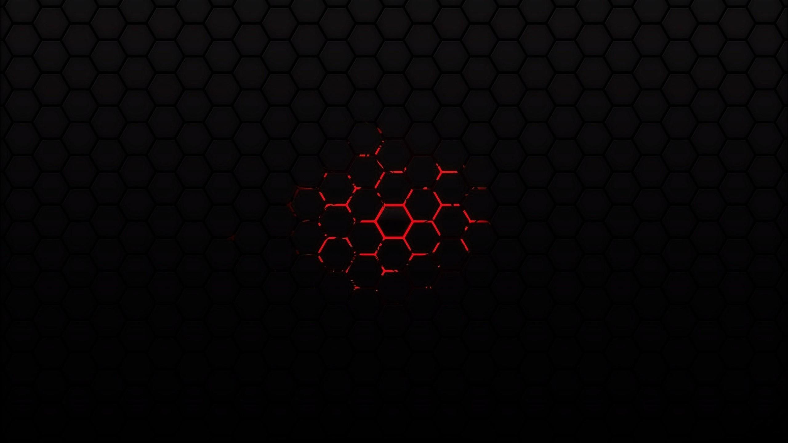 black red black background Wallpaper HD