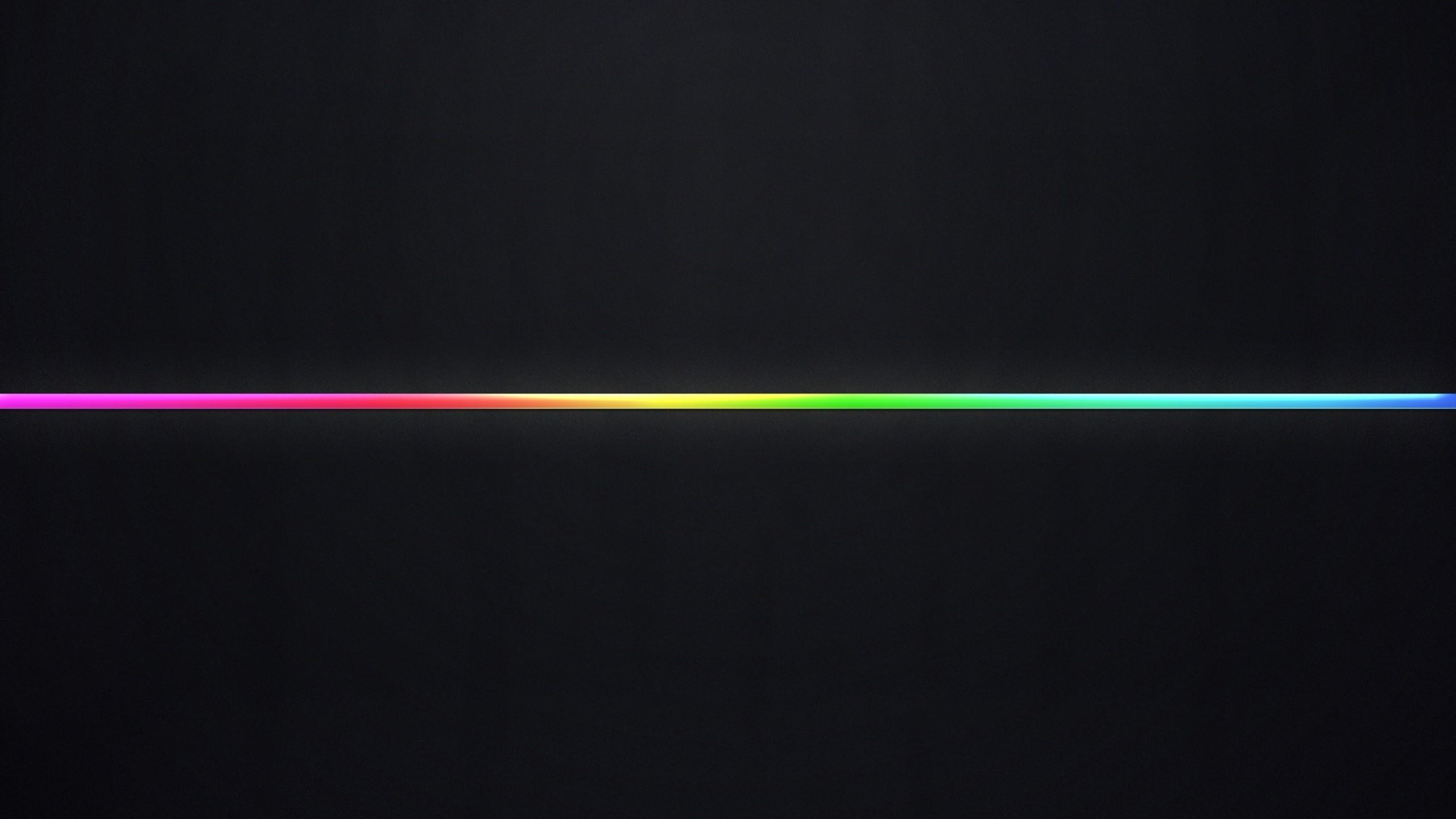 Download Wallpaper Line, Multi-colored, Black .