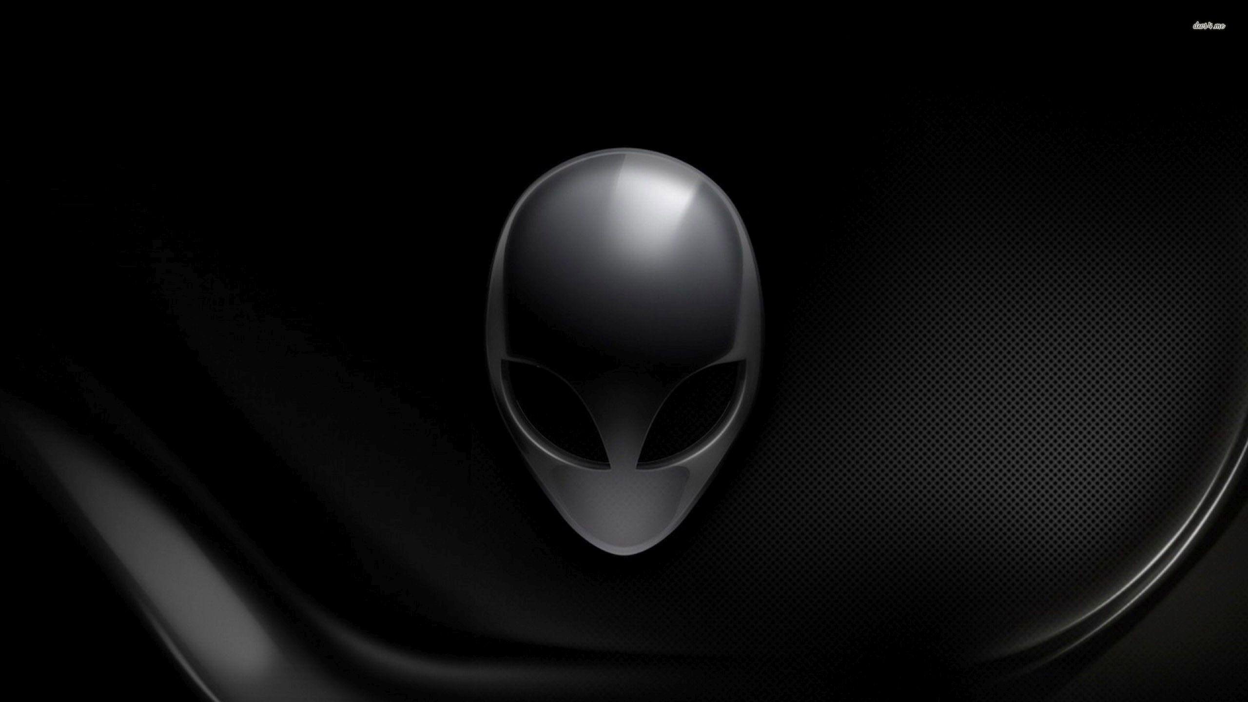 Black Alienware wallpaper – 1203685