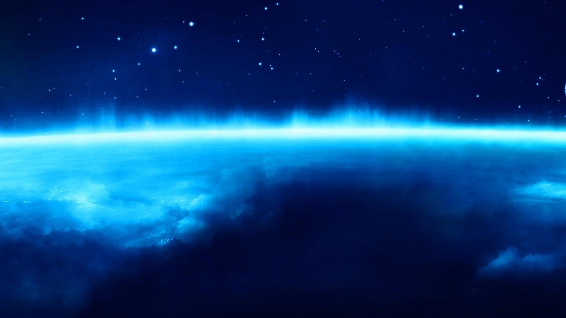 DEEP BLUE SPACE WALLPAPER – (#105271) – HD Wallpapers – [desktopinHQ .