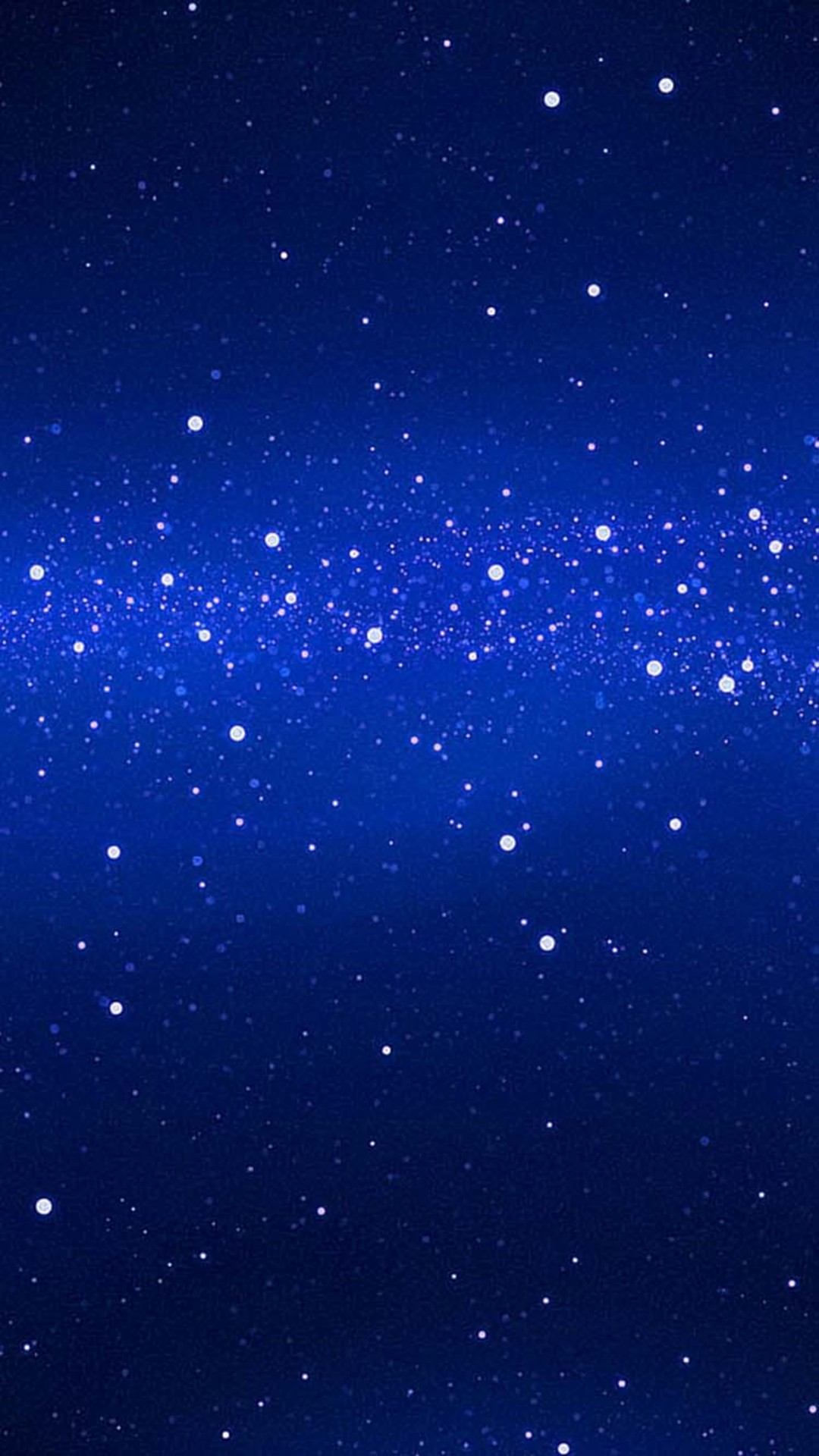Blue Space Deep Field Stars #iPhone #6 #plus #wallpaper