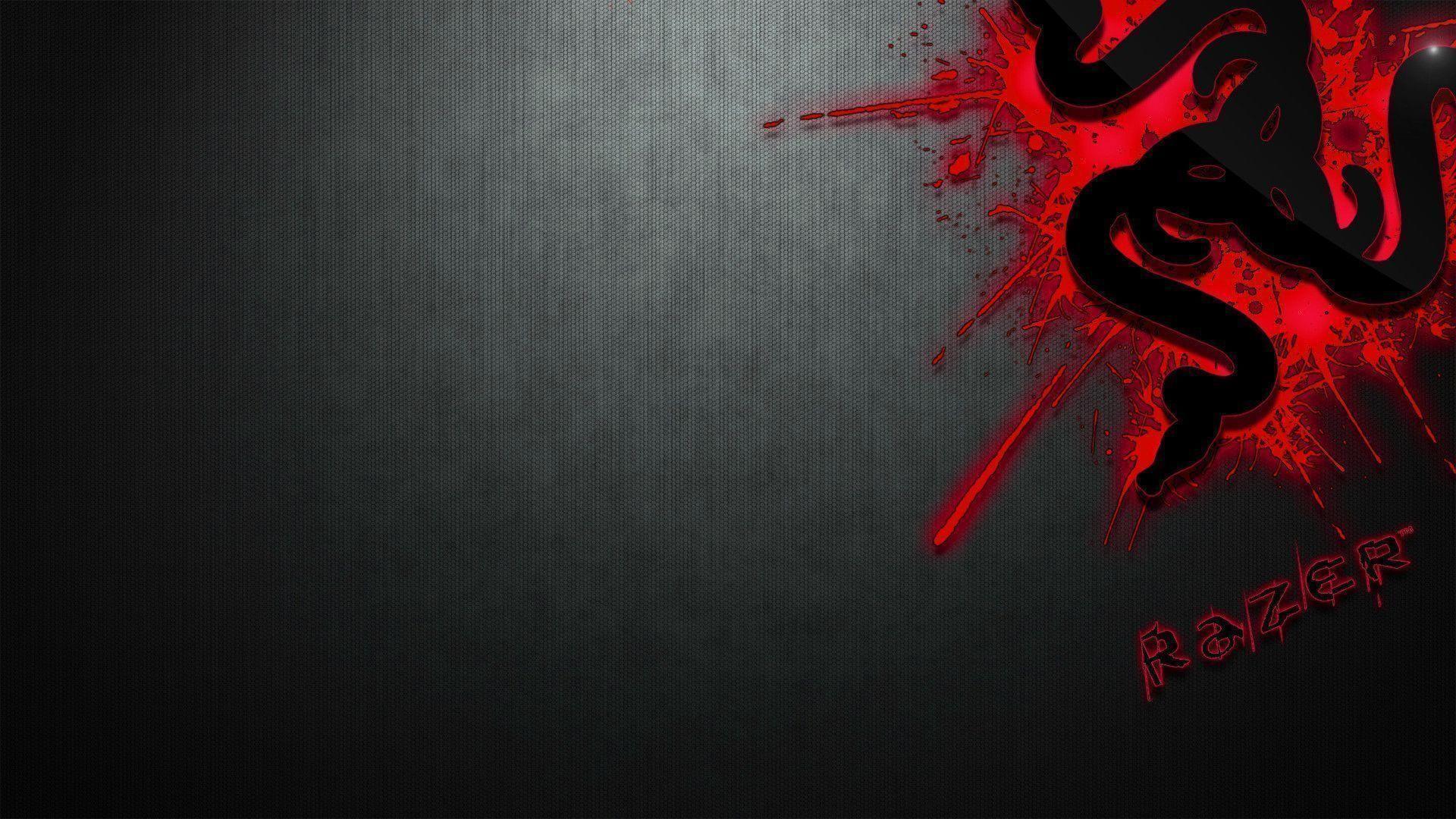 Wallpapers For > Razer Wallpaper Red
