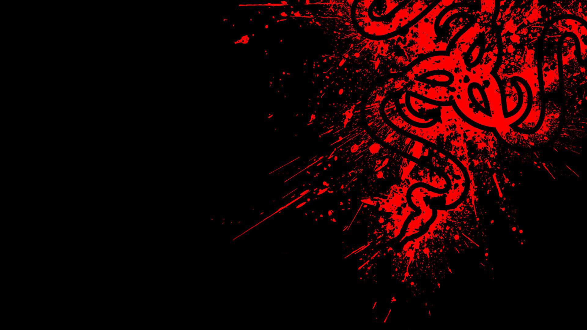 69+ Red Razer Wallpaper HD