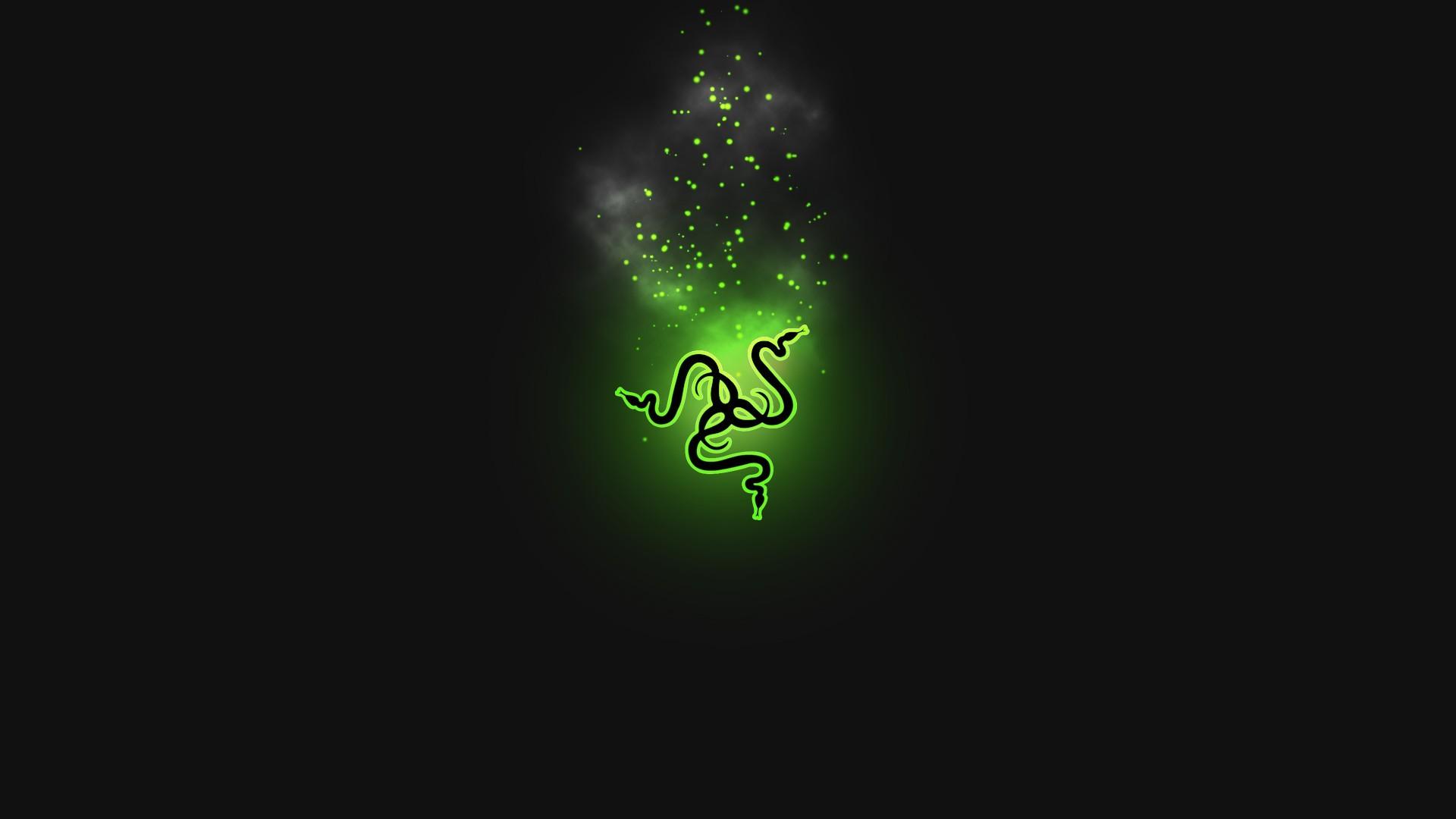 <b>razer logo</b> desktop <b>wallpaper</
