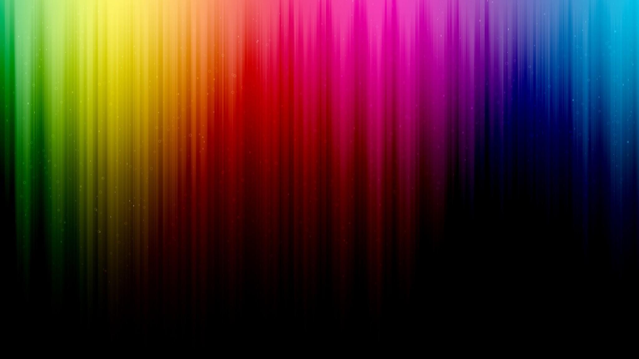 Wallpaper line, rainbow, background, shadow, stripes, vertical