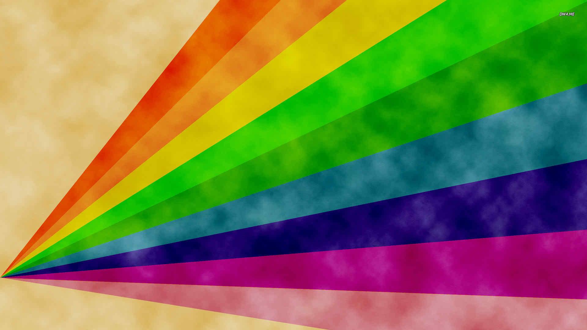 <b>Rainbow Wallpapers</b> Widescreen : <b>3d<