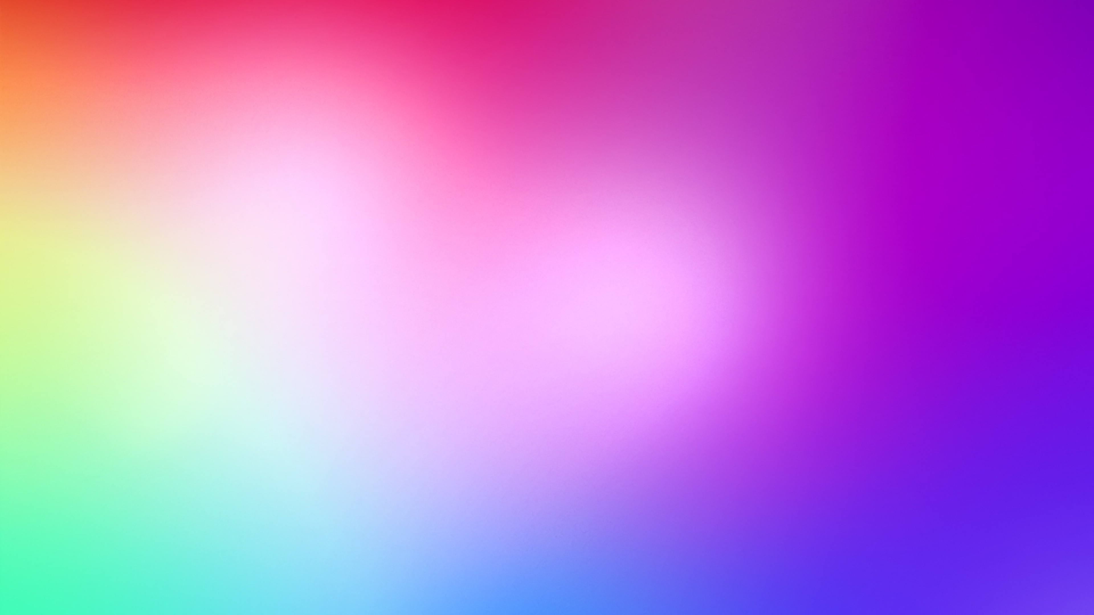 Wallpaper spots, rainbow, background, light