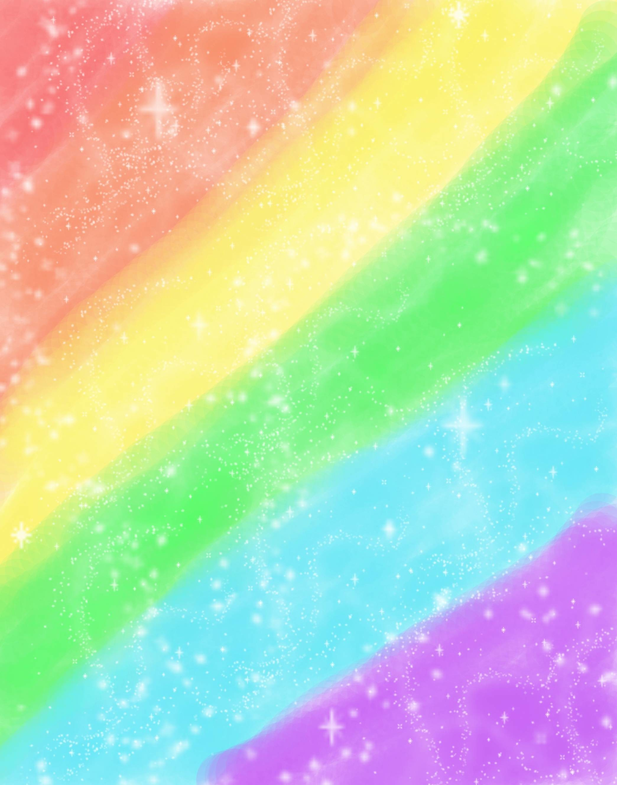 Rainbow Myspace Backgrounds