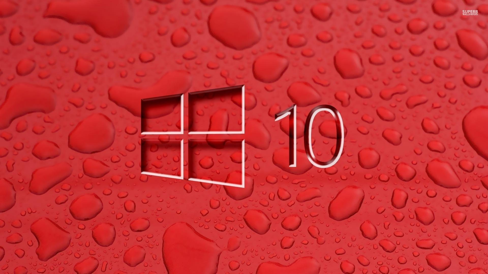 New Windows 10 Desktop Background