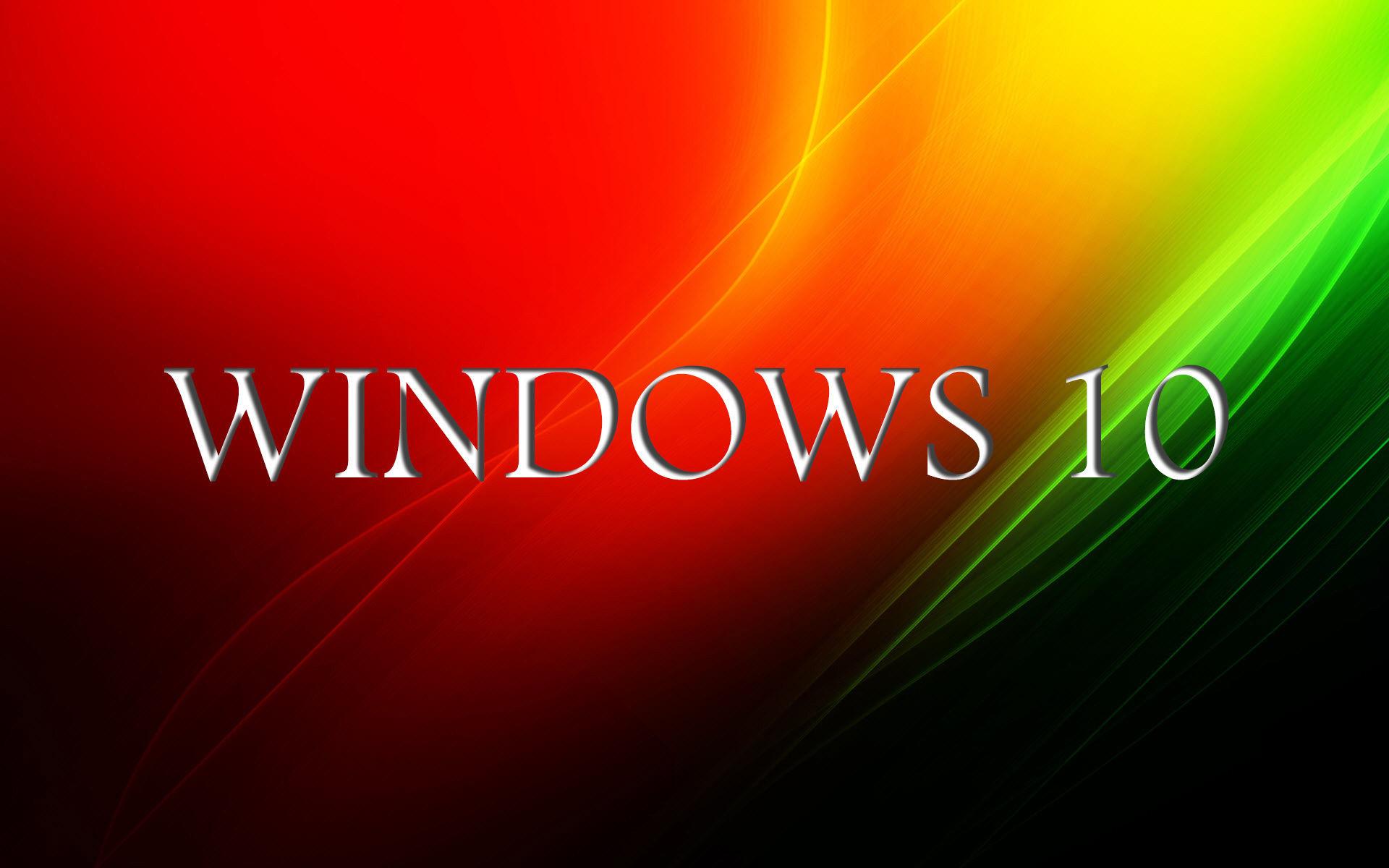 Wallpaper HD sur Windows 10
