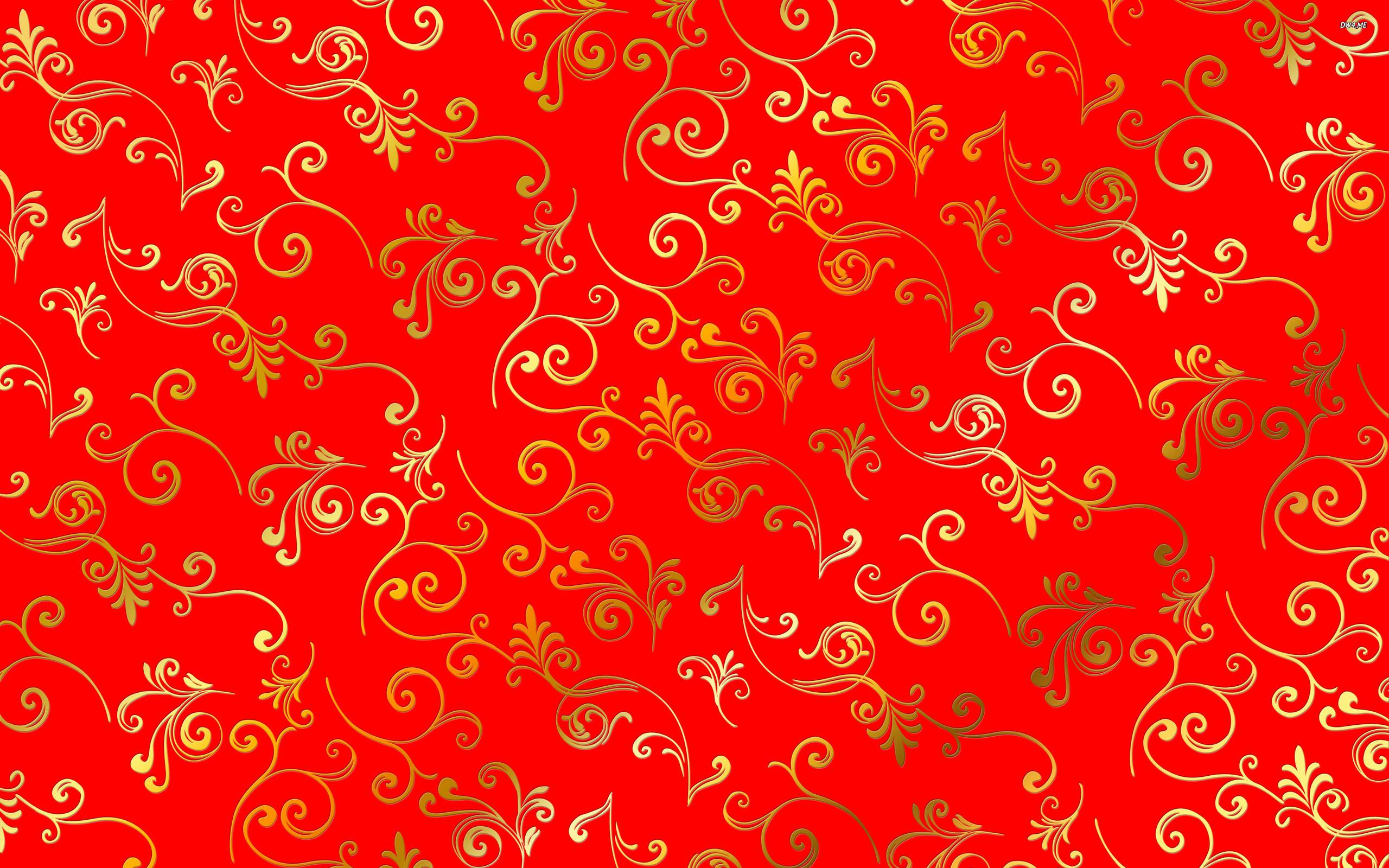 Golden swirl pattern Vector desktop wallpaper, Gold wallpaper, Swirl  wallpaper, Patter wallpaper, Floral wallpaper – Vector no. 975