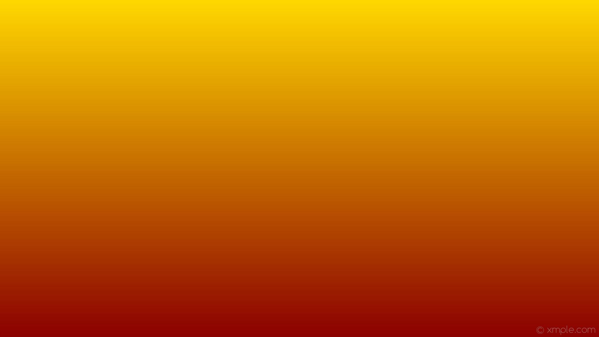 wallpaper linear gradient yellow red gold dark red #ffd700 #8b0000 90°