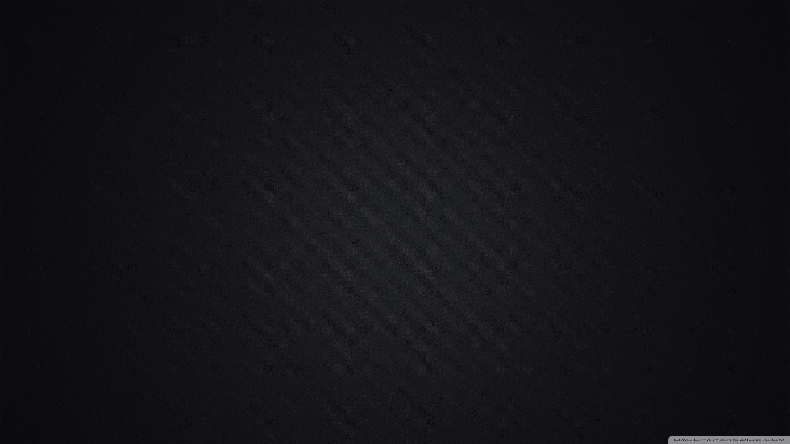 Plain Black Screen 2 Background Wallpaper