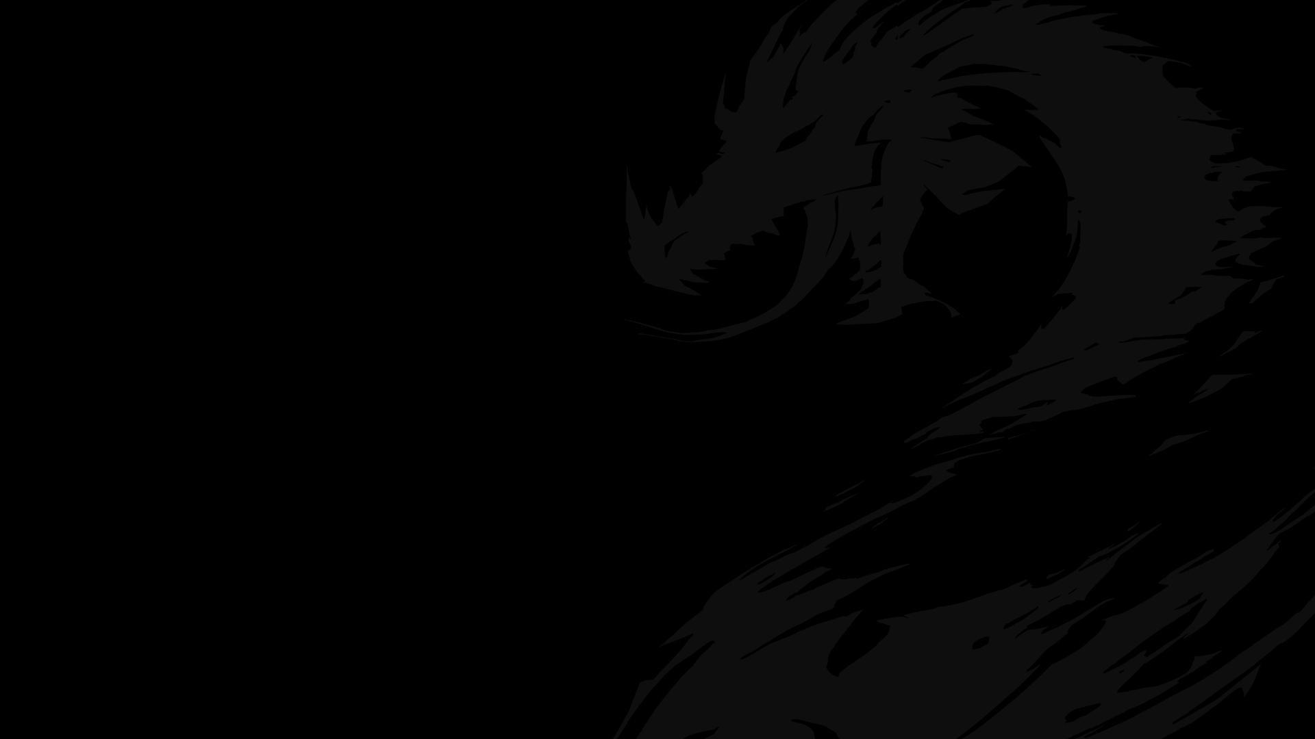 9. pure black wallpaper9