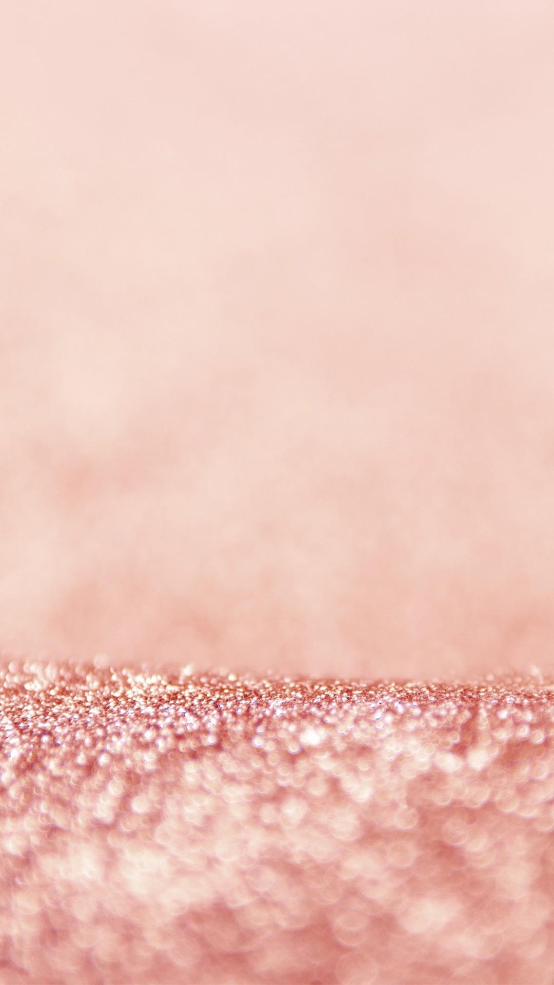 Rose Gold, Iphone Wallpaper, Aesthetics, Glitter, Girly