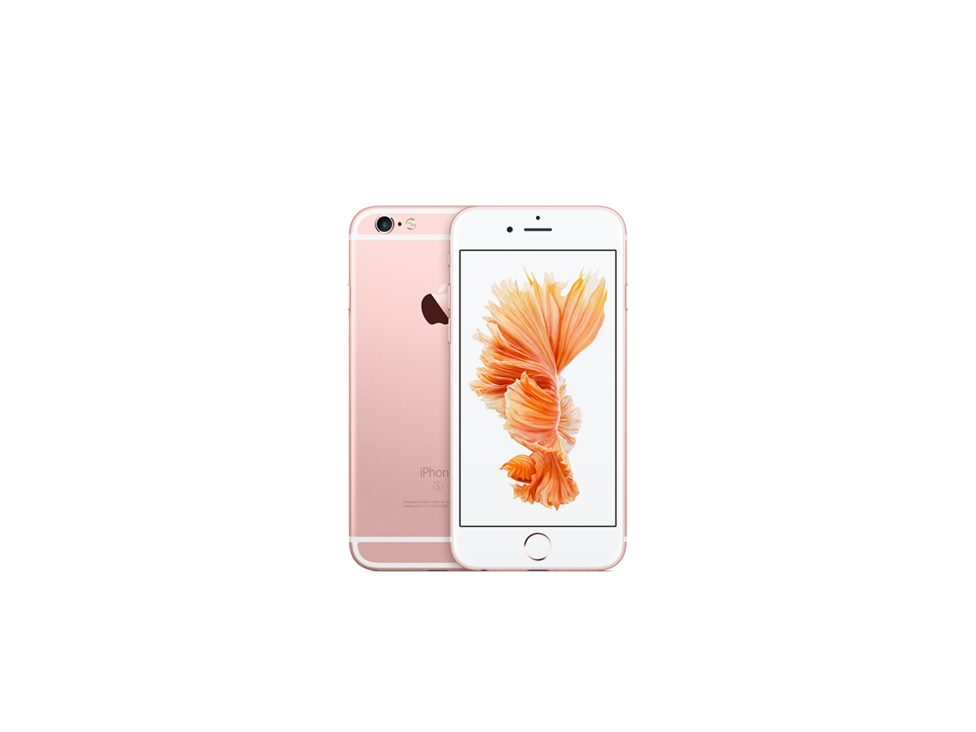 iPhone 6s Plus (AT&T) 64 GB Rose Gold MKTU2LL/A
