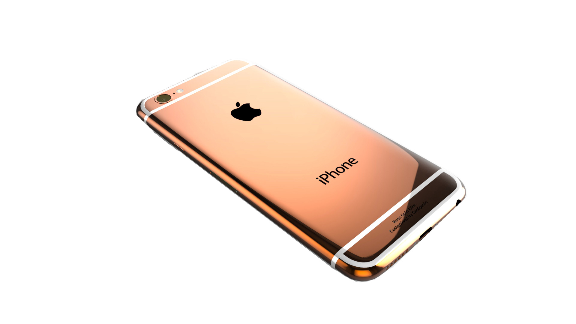 Iphone 6 Plus Gold Wallpaper HD Desktop