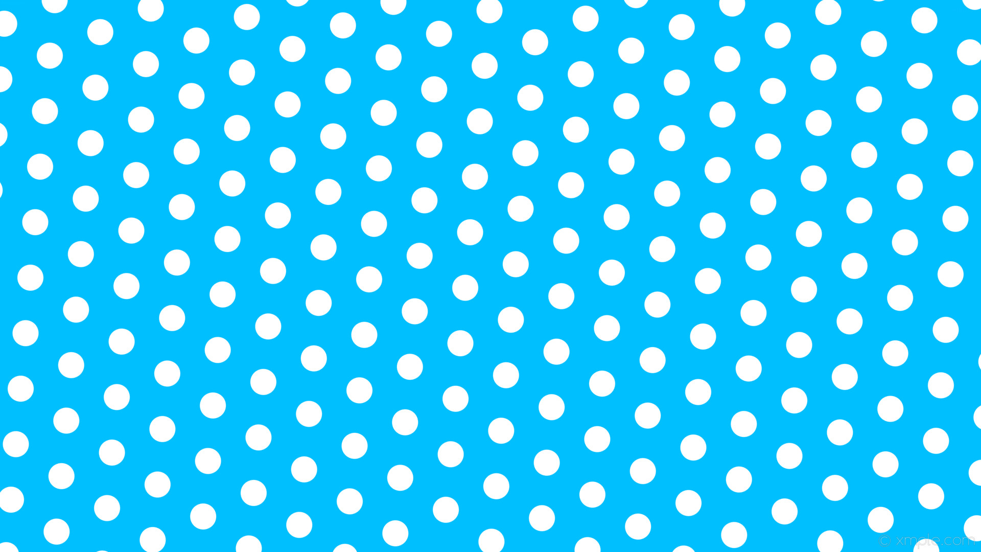 wallpaper dots blue hexagon white polka deep sky blue #00bfff #ffffff  diagonal 25°