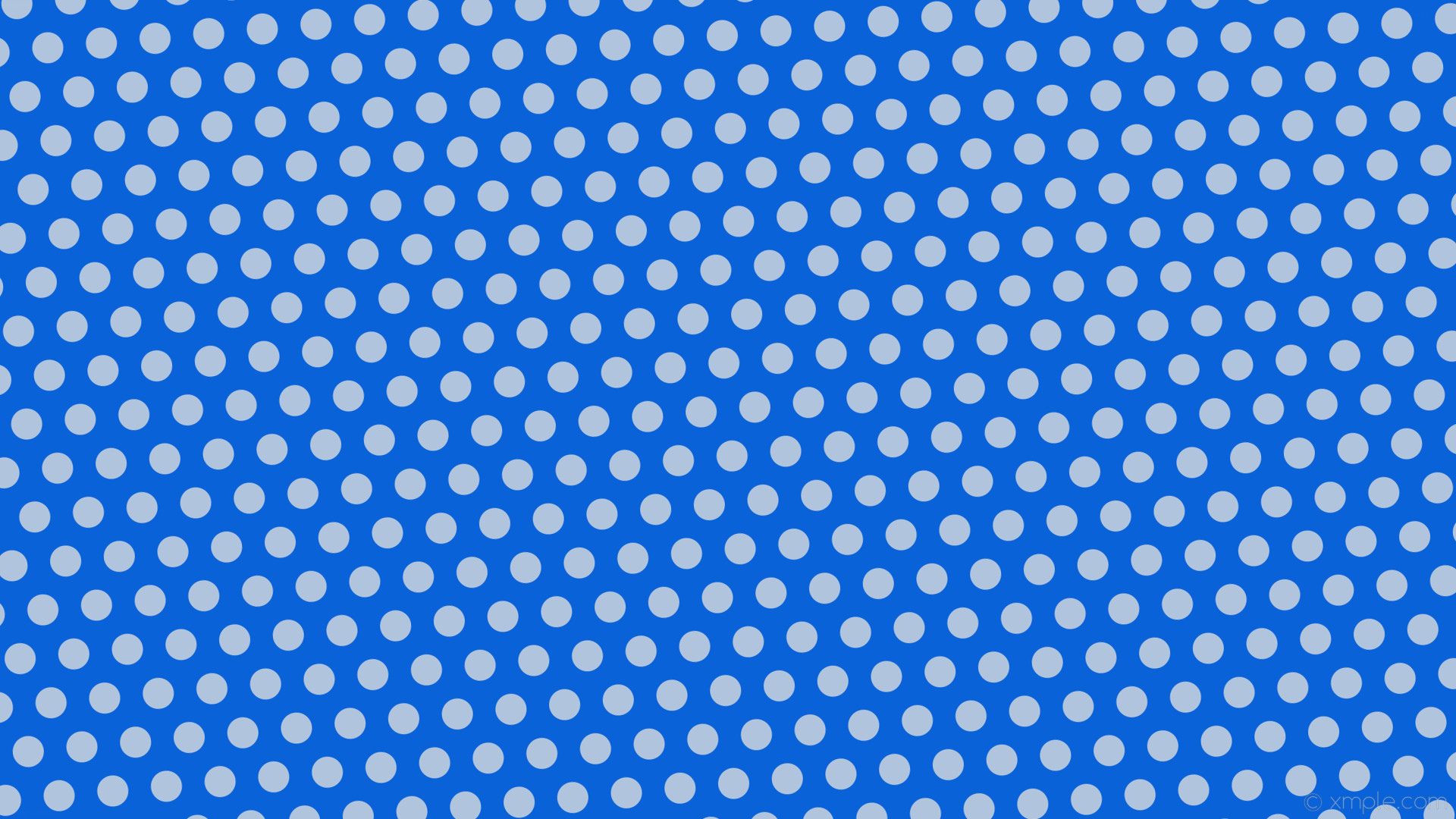 wallpaper blue polka dots azure hexagon light steel blue #0a62d9 #b0c4de  diagonal 5°