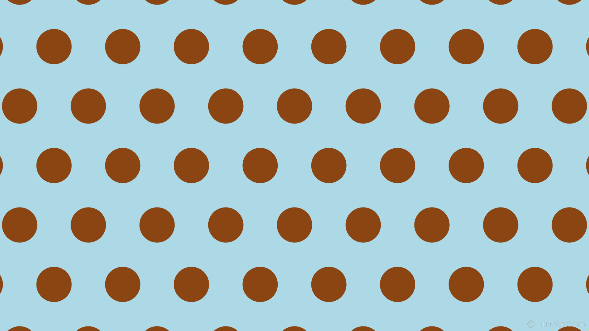 wallpaper dots brown blue polka hexagon light blue saddle brown #add8e6  #8b4513 0°